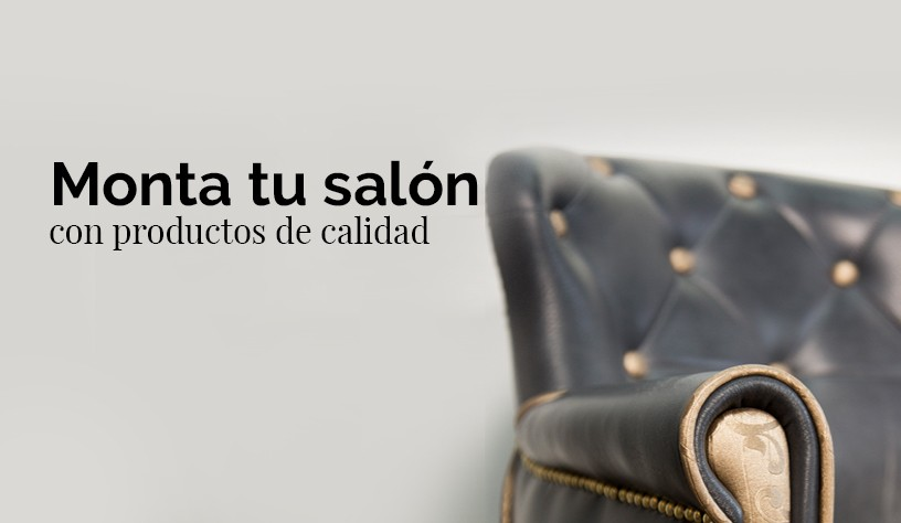 productos salón nd mobiliario